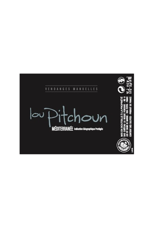 Lou Pitchoun Rosé 2019 PROMO Lot 4 btls