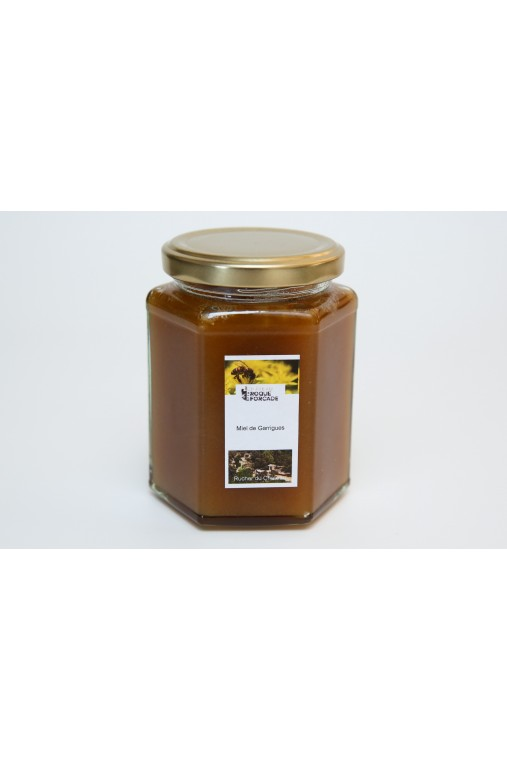 Miel de garrigue 320g