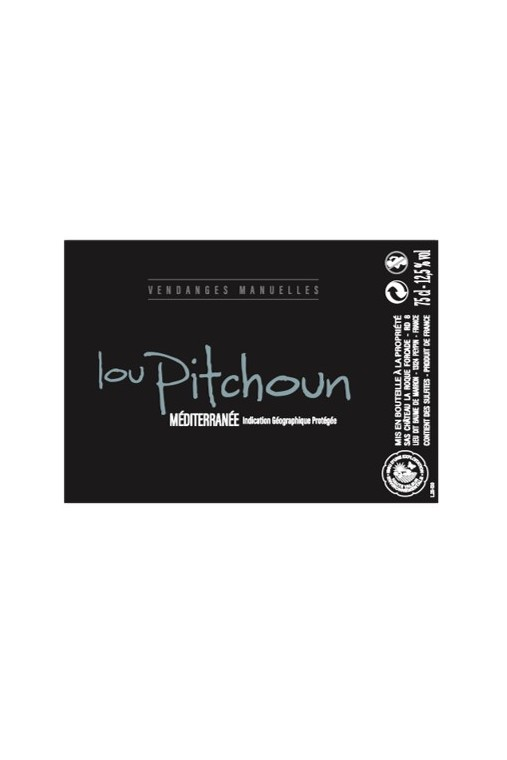 Lou Pitchoun Rosé 2019 PROMO (Lot 3...